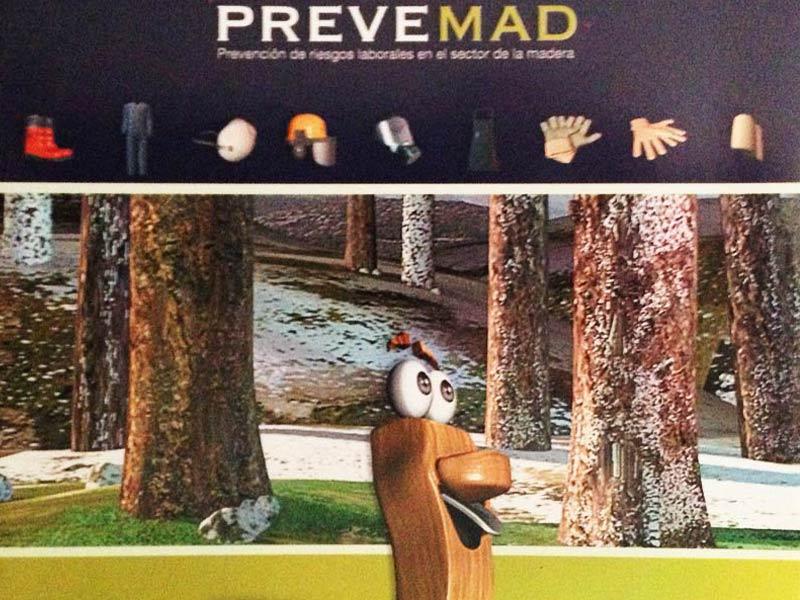 PREVEMAD – Simulador de Riesgos laborales