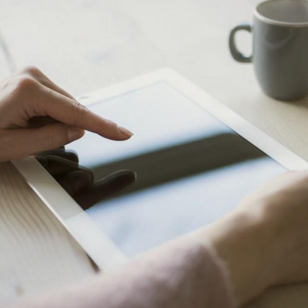 Proyectos Accesibles a tablets