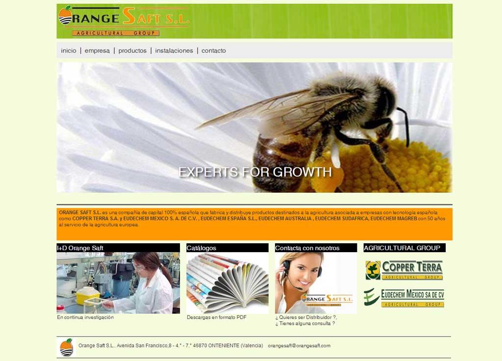 Web Orange-Saft